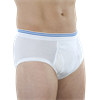 Wearever Mens Classic Reusable Incontinence Briefs