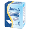 Attends Disposable Underpads - Light Absorbency