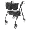 Medline Stealth Four-Wheel Folding Rollator