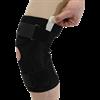 Wrap-Around Hinged Knee Brace