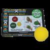 CanDo Memory Foam Squeeze Hand Ball Exerciser
