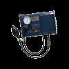 Mabis DMI CALIBER Aneroid Sphygmomanometers With Blue Nylon Cuff