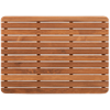 Teakworks4u Plantation Teak Mat With Rounded Corners