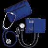 Dual Head Stethoscope Combination Kit (Royal Blue)