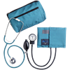 Dual Head Stethoscope Combination Kit (Teal)