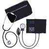 Mabis DMI MatchMates Dual Head Stethoscope Combination Kit