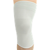 MAXAR Wool and Elastic Knee Brace With Metal Spiral Stays