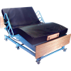 Medline Queens Pride Full Electric Bariatric Bed