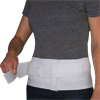 Core Triple-Pull Sacral Back Support Belt with Split Pad