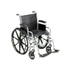 Nova Medical Standard Manual Steel Wheelchair