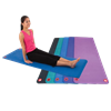 Ecowise Deluxe Workout Or Fitness Mat