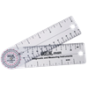 Clear Plastic Goniometer