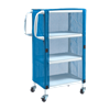 PVC Linen Cart With Cover