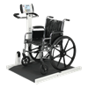 Portable Wheelchair Scale