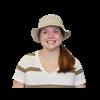With Bucket Hat (Khaki)