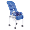 Columbia Omni Rolling Commode And Shower Chair