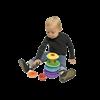 Melissa & Doug Soft Rainbow Stacker Toy