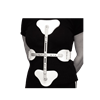 C.A.S.H. Cruciform Anterior Spinal Hyperextension Orthosis