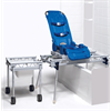 Columbia Omni Reclining Bath Shower And Commode Transfer System
