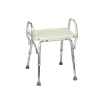 Eagle Health Shower Chair With Molded Seat and Arms