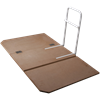Drive Home Bed Assist Rail with Folding Bed Board Combo