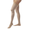 BSN Jobst Thigh High 20-30mmHg Firm Compression Stockings with Silicone Band in Petite