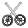 Drive Universal Five Inch Walker Wheels With Two Sets Of Rear Glides