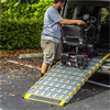 Roll-A-Ramp Powered Auto-Fold Full Size Van Ramp System
