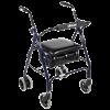 Drive Winnie Mimi Lite Four Wheel Aluminum Rollator