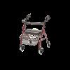 Nova Medical Cruiser Deluxe Junior Four-Wheel Rolling Walker or Rollator