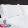 Outlast® Not Too Hot Not Too Cold™ Temperature Regulating Damask Stripe Sheet Set