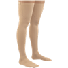 FLA Orthopedics Activa Anti-Embolism Closed Toe Thigh High 18mmHg Stockings