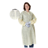 Cardinal Health Multi-Ply Yellow Isolation Gowns