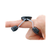 Rolyan Sof Stretch Short Extension Finger Splint