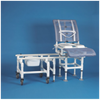 Duralife DuraGlide Reclining Bath And Commode Transfer System With Seat