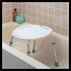 Carex Adjustable Bath and Shower Seat