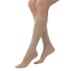 BSN Jobst Medium Closed Toe Knee High 20-30mmHg Firm Compression Stockings in Petite