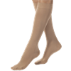 BSN Jobst Large Full Calf Opaque Closed Toe Knee High 20-30 mmHg Firm Compression Stockings