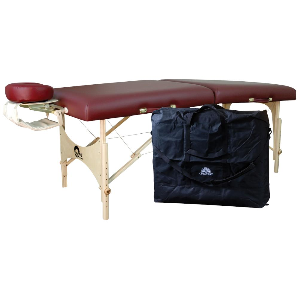 Oakworks Equinox Portable Mage Table Package Tables