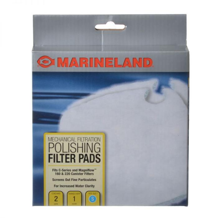 Marineland Polishing Filter Pads For C-Series Canister