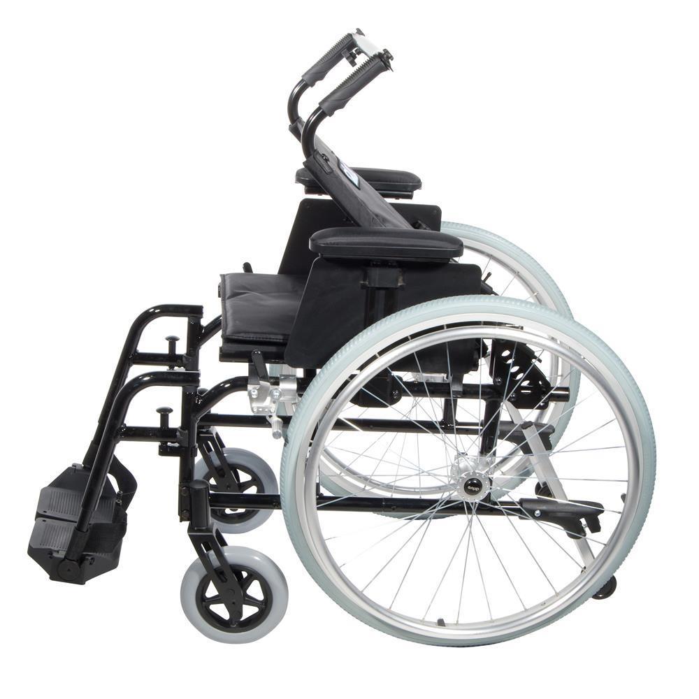 Drive Cougar Ultralight Aluminum Wheelchair Folding