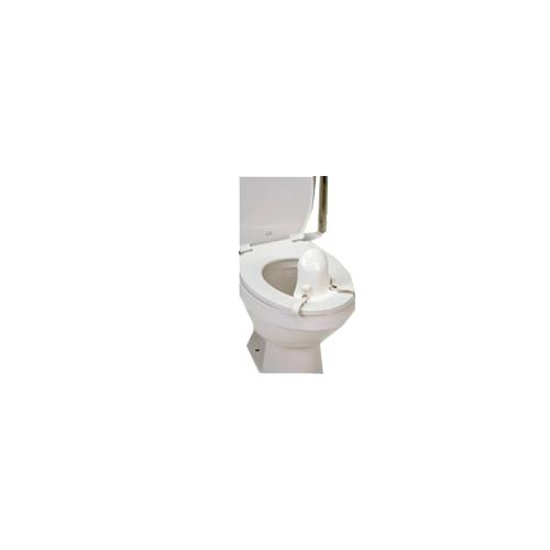 Toilet Support Systems : Columbia hi back toilet support system with padded
