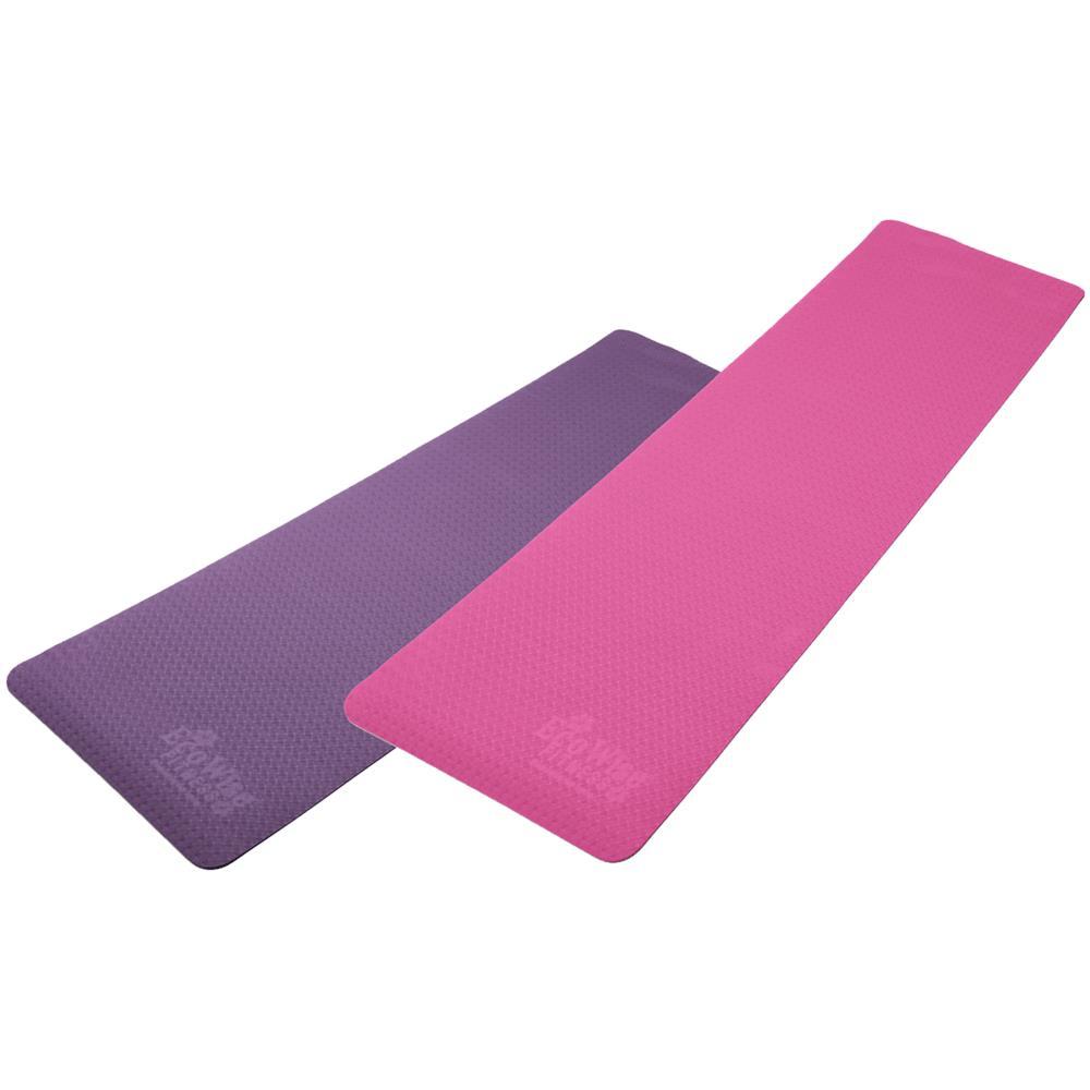 Ecowise Elite Yoga Mat Yoga And Pilates