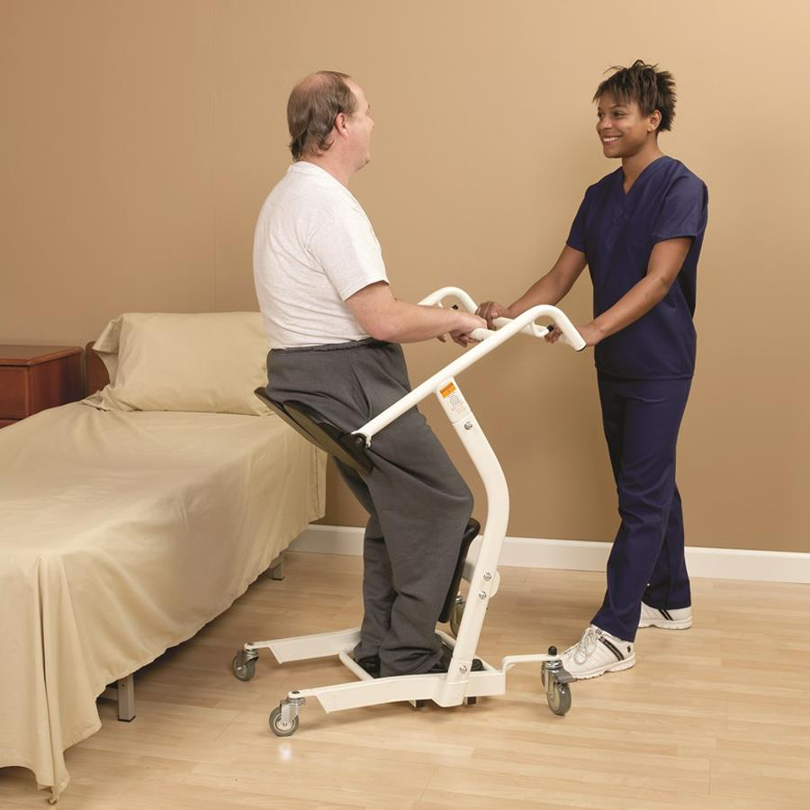 Prism Sa 400 Sit To Stand Lift Stand Up Patient Lifts