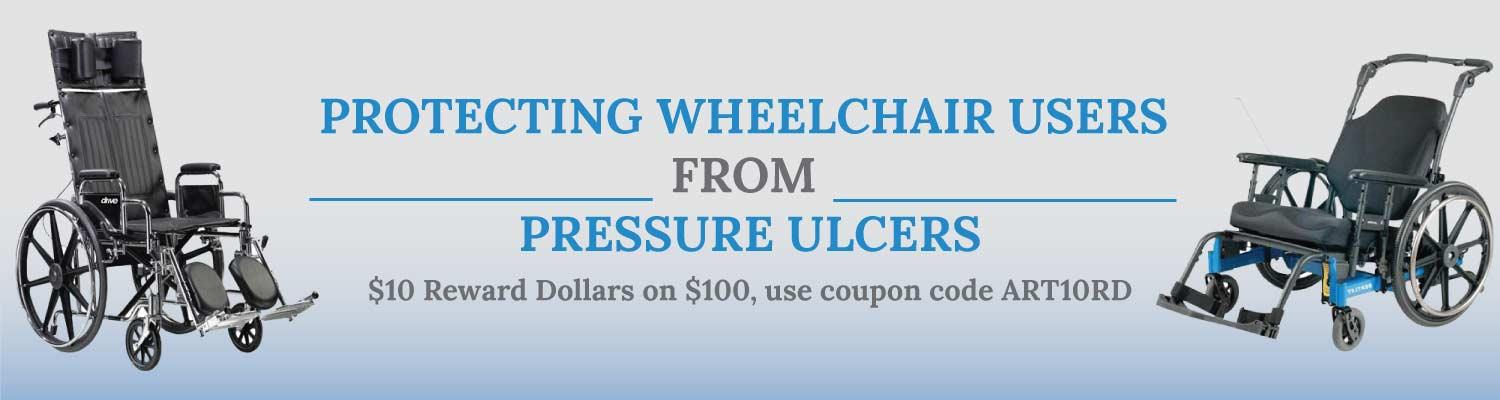 Protecting Wheelchair Users from Pressure Ulcers