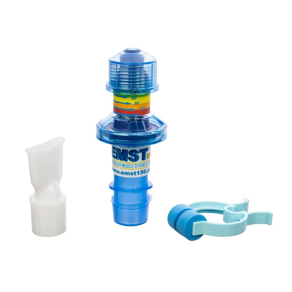 EMST 150 Expiratory Muscle Strength Trainer Comfort Fit Mouthpiece