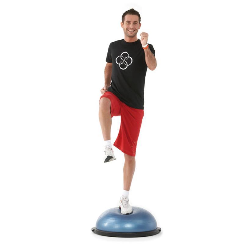 Bosu celebrity fitness trainer