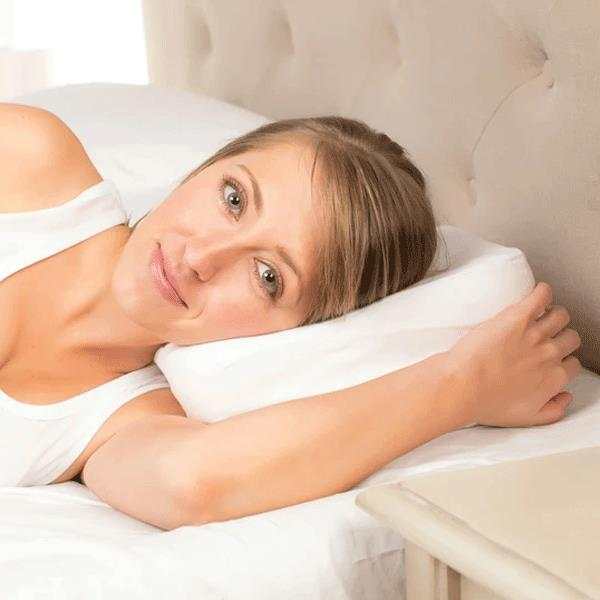 Buy Therapeutica Sleeping Pillow Holiday Sale 2019