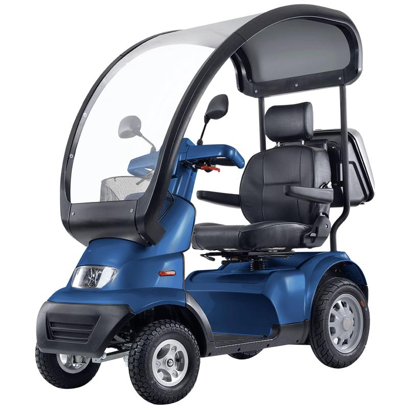 Afikim Afiscooter Breeze S 4 Wheel Mobility Scooter 4