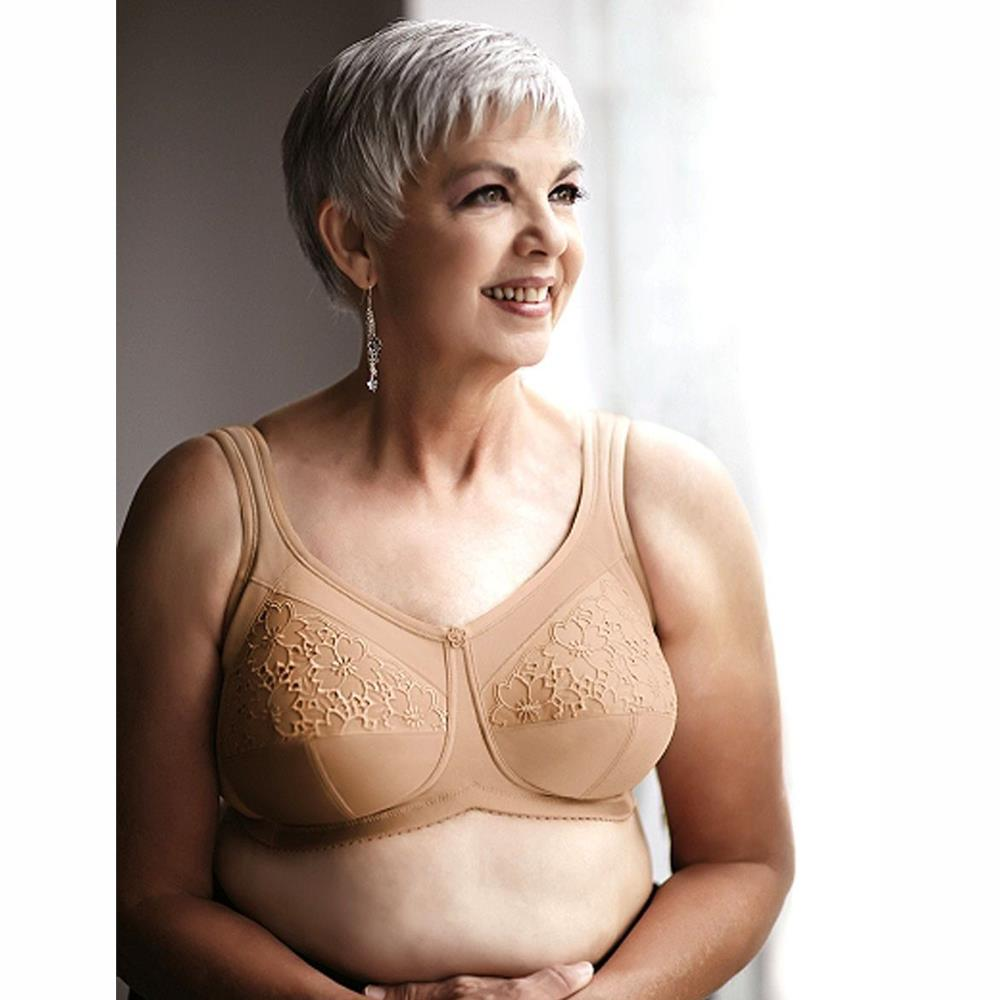 646697b49a1 ABC Royal Lace Full Cup Mastectomy Bra Style 509